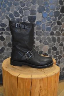 FRYE Short Boots in Black