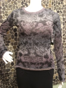 Press sweater - alpaca blend