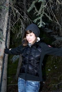 Canada Goose - a Jasper rocky mountain adventure