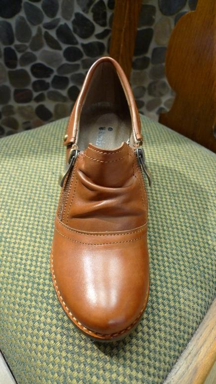 Italmoda Shoe in Brown