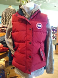 Canada Goose Ladies Freestyle Vest