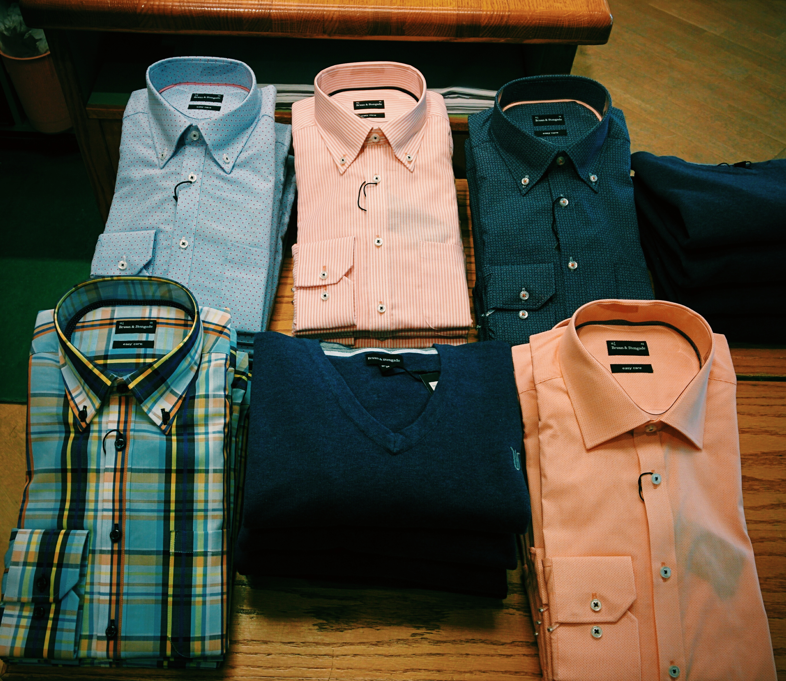 5ffc6fc051b New Arrivals – Bruun and Stengade Spring 2015 – Mountain Air