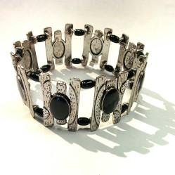 Cuff Bracelet Beads by Gosh