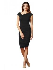 bailey black dress
