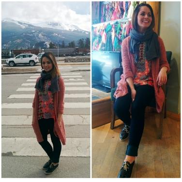 Sweater: Peppercorn, Jeans: Mavi, Shoes: David Tyler, Shirt: Surkana, Scarf: Shalimar
