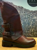 Tegola mid-calf boot